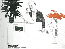A Rakes Progress:<BR>