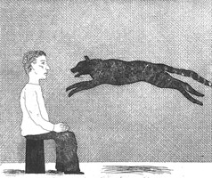 Illustrations for Six Fairy Tales from the Brothers Grimm:<BR>