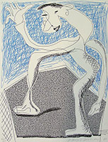 David Hockney<br>