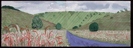 A Wider Valley. Millington, 2004<br>