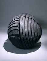 Charred Celtic Bead II, 1991<BR>