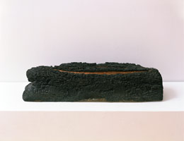 Small Charred Vessel, 1991<BR>