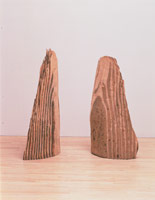 Two Beach Sheaves, 1990<BR>