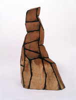 Small Cut Corners Column, 1997<BR>