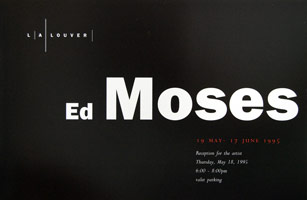 Ed Moses announcement, 1995