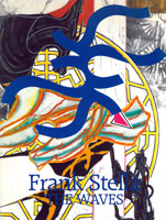 Frank Stella<BR>The Waves catalogue, 1988