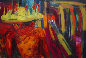 Rainer Fetting<br>