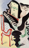Piano with Chopin, 1988<BR>