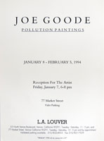 Joe Goode announcement, 1994