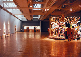 Edward and Nancy Reddin Kienholz installation photography, 1994