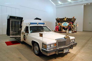 Installation Photography, Kienholz<br>