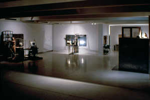 Edward and Nancy Reddin Kienholz<BR>installation photography, 1984