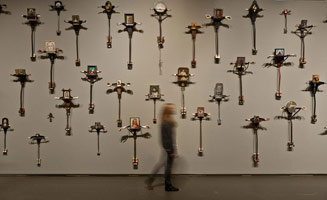 Kienholz. The Signs of the Times<BR><BR>