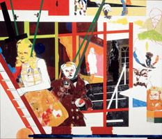 R. B. Kitaj <br>