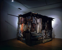 Birth of A Nation (Shack from Bob Marley's town in Jamaica), 1988<BR>