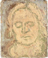 Head of Peggy I, 2003<br>