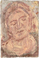 Head of Peggy II, 2004<br>