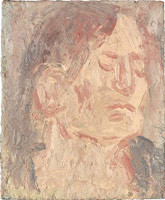 Head of Peggy V, 2010<br>