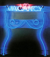 Vacancy, No Vacancy, 1976<BR>