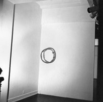 Loren Madsen installation photography, 1976
