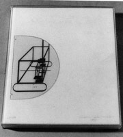 A l'infinitif (The White Box), 1966<BR>book containing 79 notes concerning the Large Glass<BR>