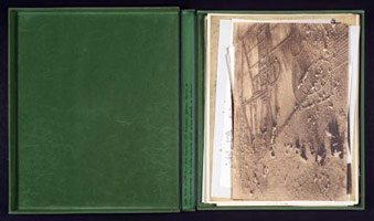 The Bride Stripped Bare by her Bachelors, Even (The Green Box), 1934<BR>94 photos, drawings, studies & manuscript<BR>