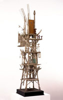 Psycho Tower (The 2nd Observatory), 1993<BR>