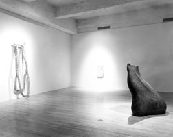 Pieter Laurens Mol, David Nash, Peter Shelton installation photography, 1993