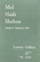 Pieter Laurens Mol, David Nash, Peter Shelton announcement, 1993