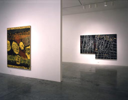 Installation photography, Painting, 28 May - 3 July 2004