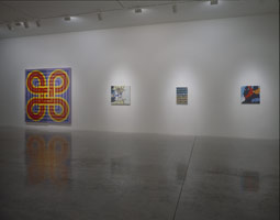 Painting Language installation photography, 1998