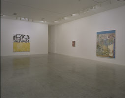 Painting Language installation photography, 1999