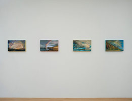 Installation photography<BR>Rebecca Campbell: Romancing the Apocalypse<BR>