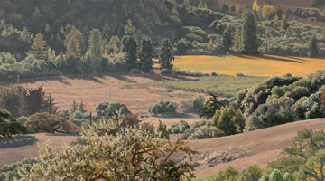 Valley View: Early Fall, 2005<br>