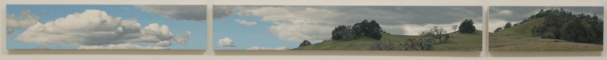 Ridge in Winter, 2005 - 06<br>