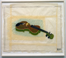 Study for Vincent's Violin IV, 1999<BR>