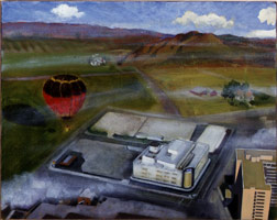 Untitled (May Company Building), 1986<BR>