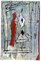 Spanish Dancer No. 12, 1990<BR>