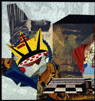 August 7, 1944:  A Room in Heaven, 1990<BR>