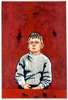 Portrait Boy, 1991<BR>