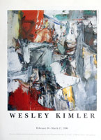 Wesley Kimler announcement, 1990