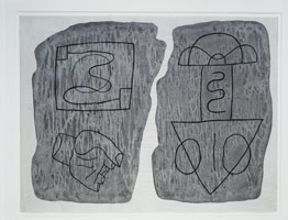 Untitled #23, 1990<BR>