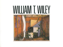 William T. Wiley exhibition catalogue, 1987