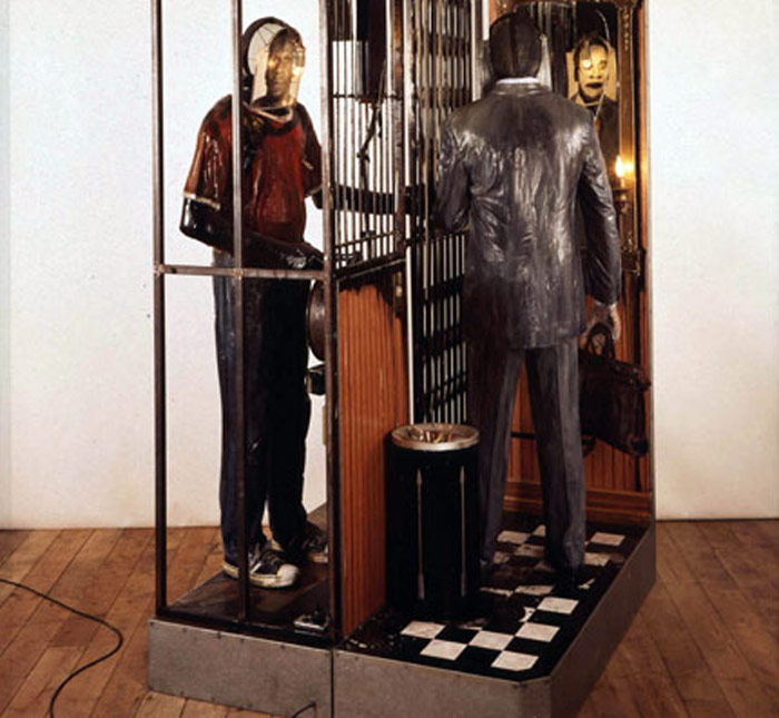 Edward Kienhholz and Nancy Reddin Kienholz