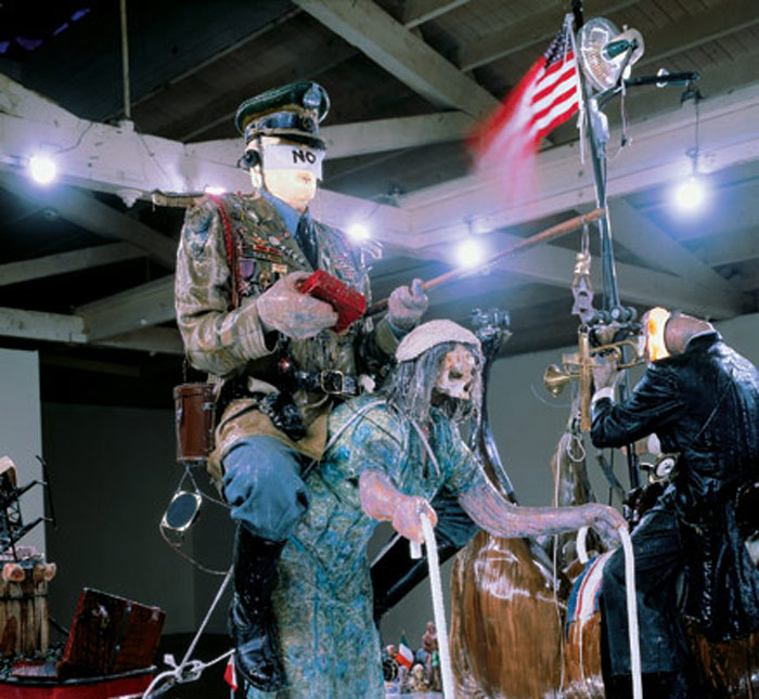 Kienholz: The Ozymandias Parade