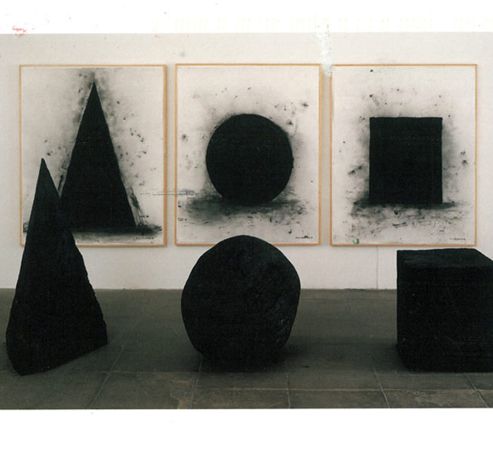 David Nash: Voyages and Vessels