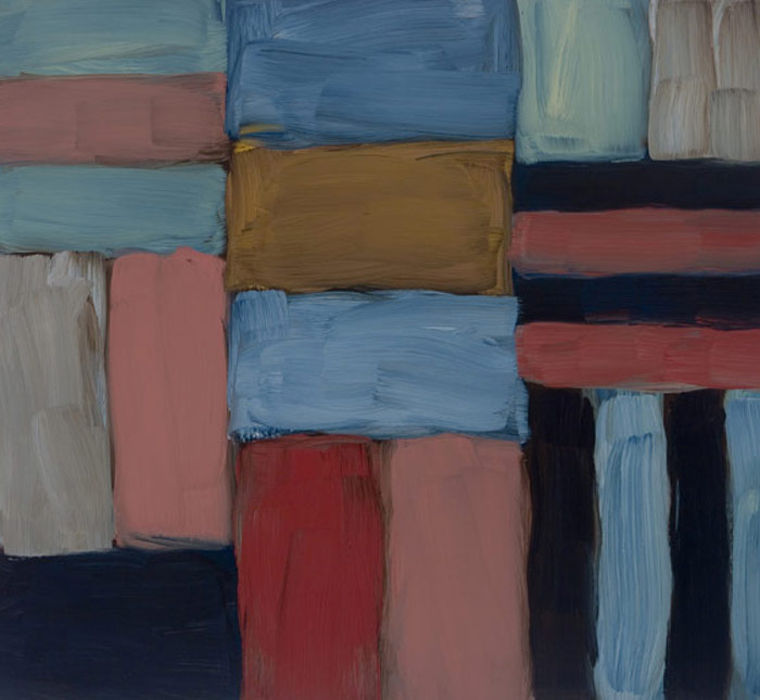 Sean Scully: Paintings and Watercolors