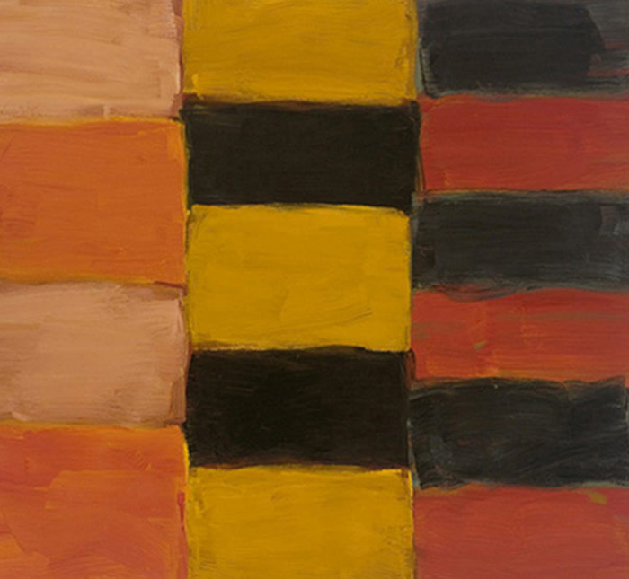 Triptychs: Sean Scully