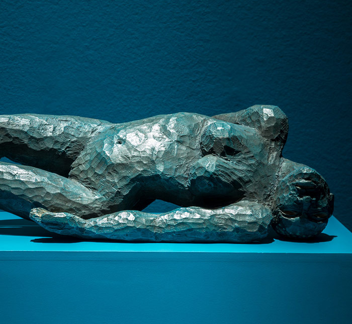 Versus Rodin. Bodies across space and time