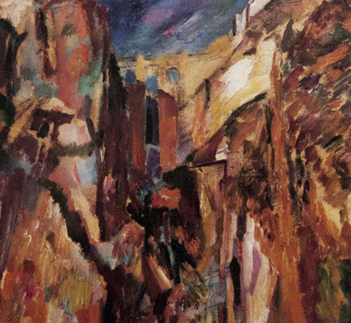 David Bomberg: A Survey of Paintings and Drawings